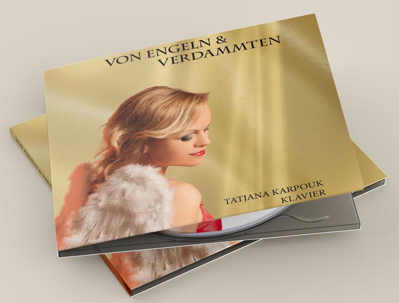 CD Album Von Engeln & Verdammten