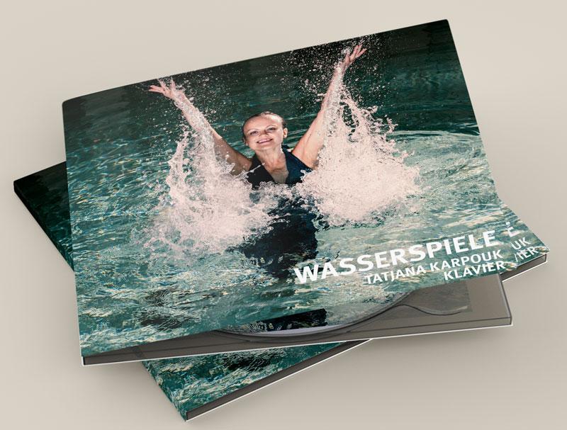 CD Album Wasserspiele
