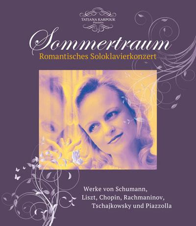 Programm Sommertraum