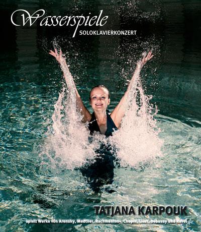 Programm Wasserspiele