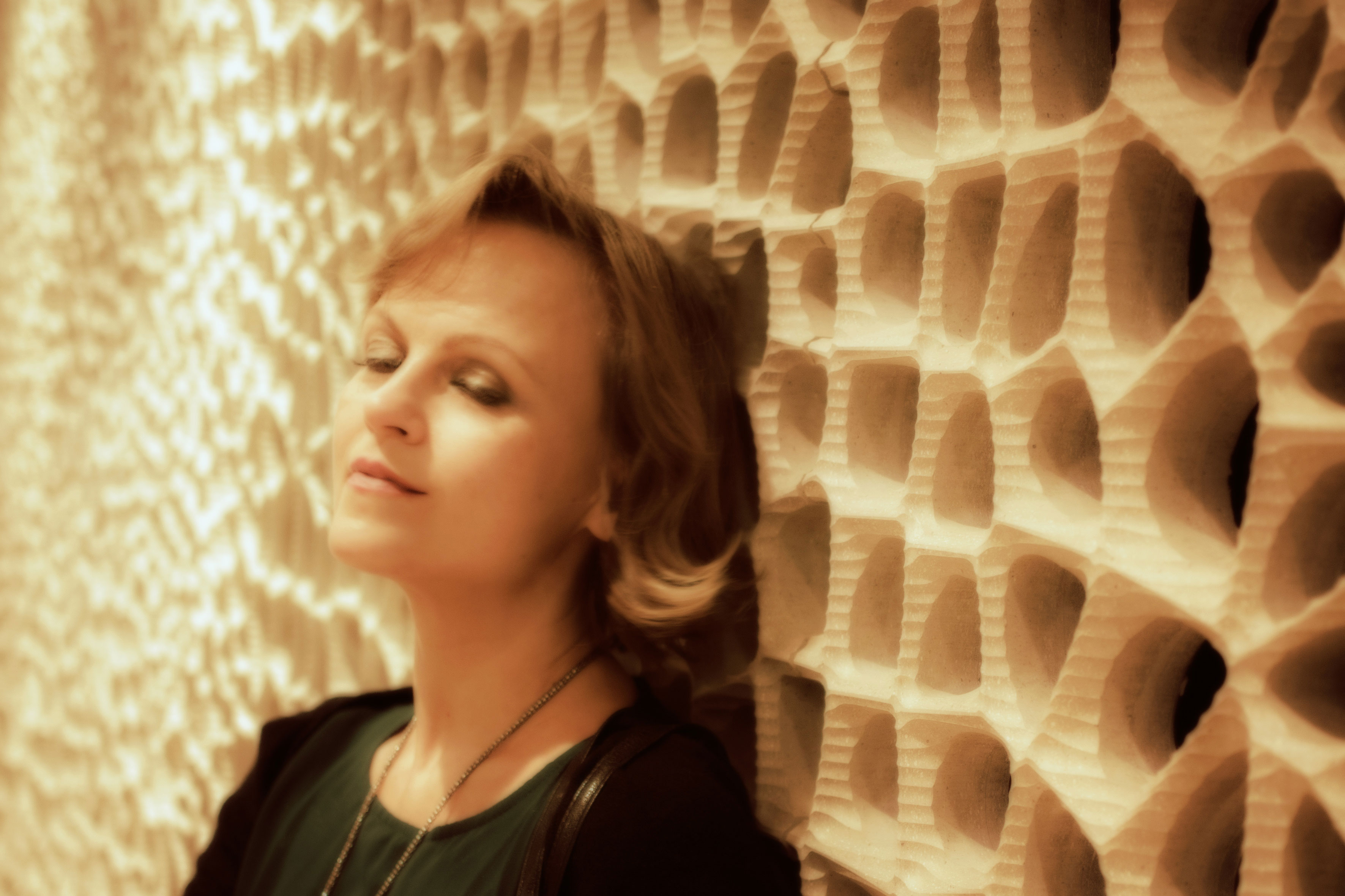 Tatjana Karpouk in der Elbphilharmonie