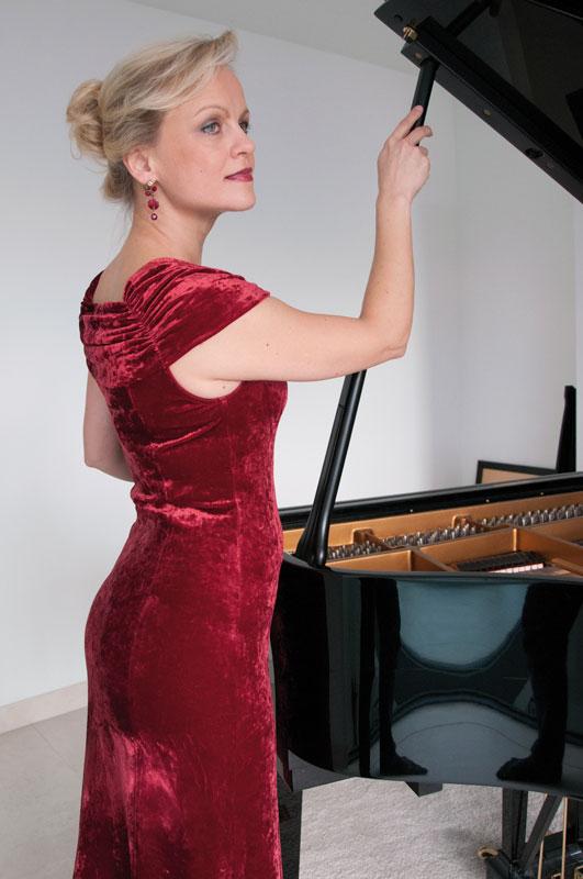 Tatjana Karpouk Pianistin