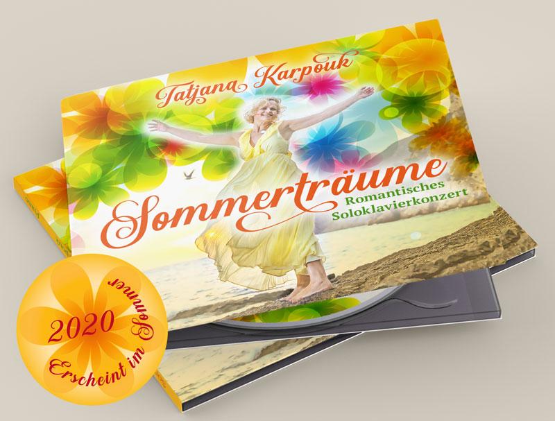 CD Sommerträume Vorschau 2020