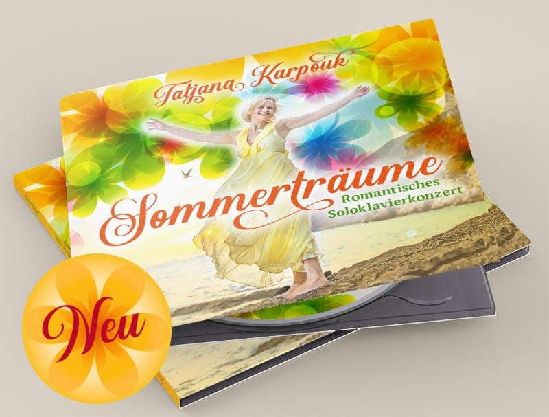 CD Sommerträume